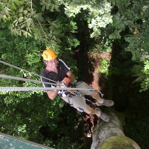 Tree Repelling in Costa Rica with Pizotes Tours