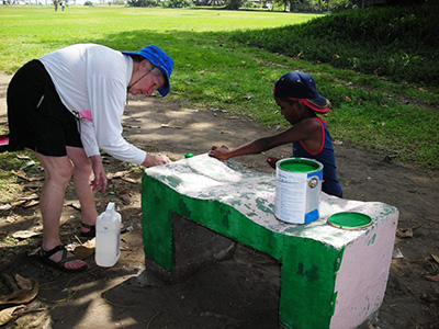 Volunteering on Vacation Tour in Costa Rica